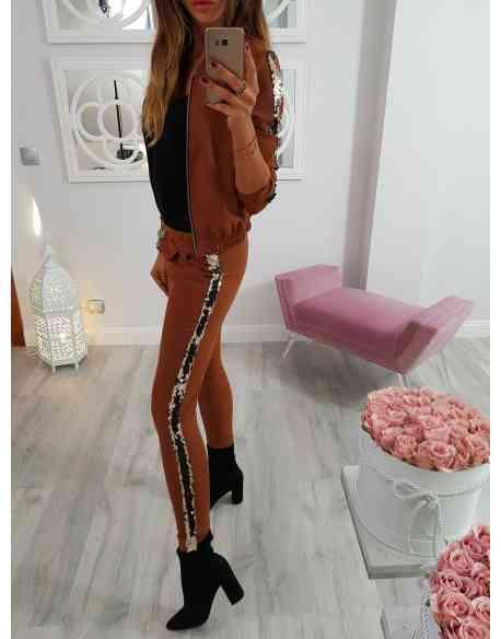"""Spodnie """"Sequins"""""""
