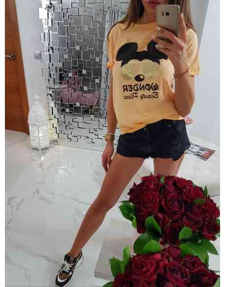 "T-shirt ""Beauty mouse"""