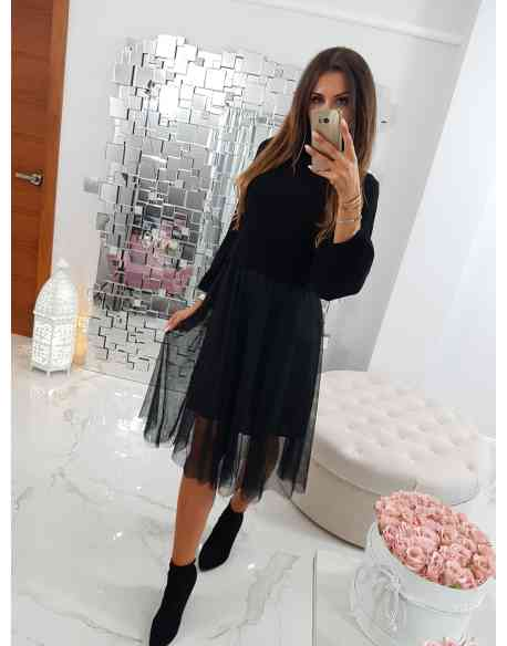 Sukienka + sweterek