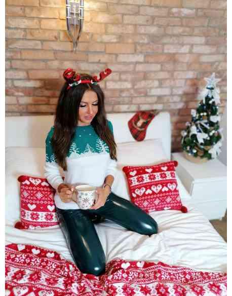 """Sweterek """"Christmas Tree"""""""